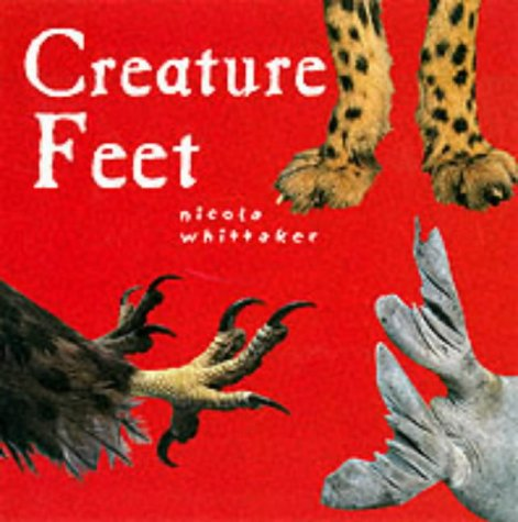 9780749649074: Feet (Creature Features)