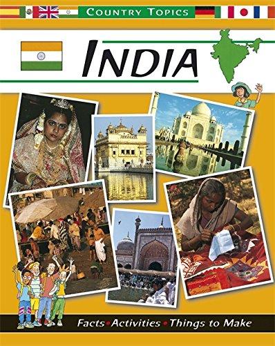 9780749649241: India (Country Topics)