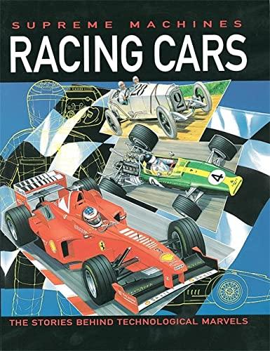 9780749649883: Racing Cars (Supreme Machines)