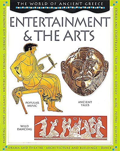 9780749650407: World Of Ancient Greece: Entertainment