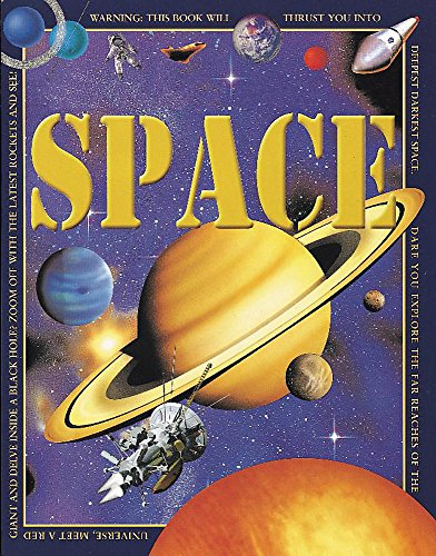 9780749650704: Giant Book of Space