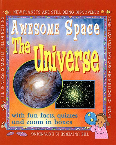 9780749651022: The Universe (Awesome Space)