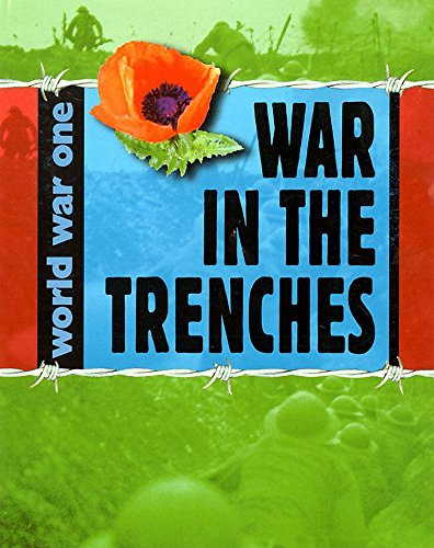 9780749651527: War In The Trenches (World War One)