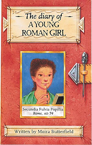 9780749651602: A Young Roman Girl (History Diaries)