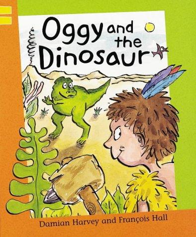 9780749653095: Oggy and the Dinosaur (Reading Corner)