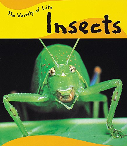 9780749653132: Insects (The Variety Of Life)