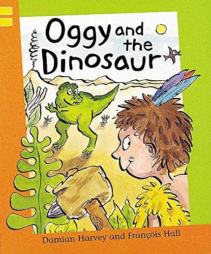 9780749653736: Oggy and the Dinosaur (Reading Corner)