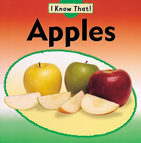 9780749654153: Apples (I Know That)
