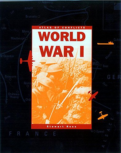 9780749654498: WW1 (Atlas of Conflicts)