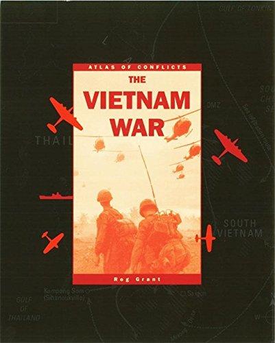 9780749654504: Vietnam War (Atlas of Conflicts)