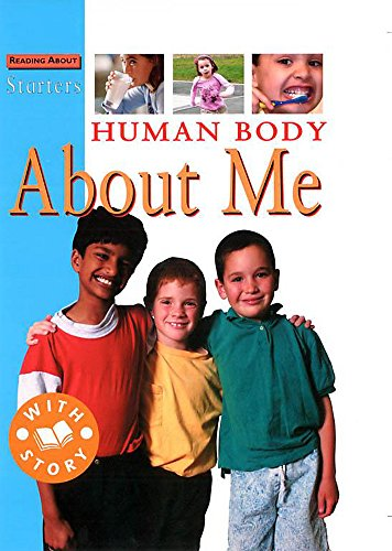 9780749655891: Human Body-About Me (Starters)