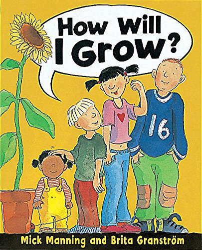 9780749656638: How Will I Grow? (One Shot)