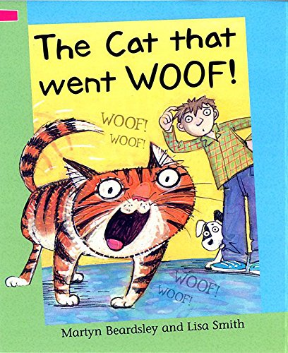9780749657406: The Cat That Went Woof! (Reading Corner)
