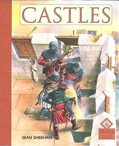 9780749657468: Castles (Medieval World)