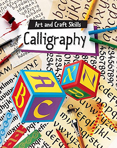 9780749658892: Calligraphy: Art & Craft Skills