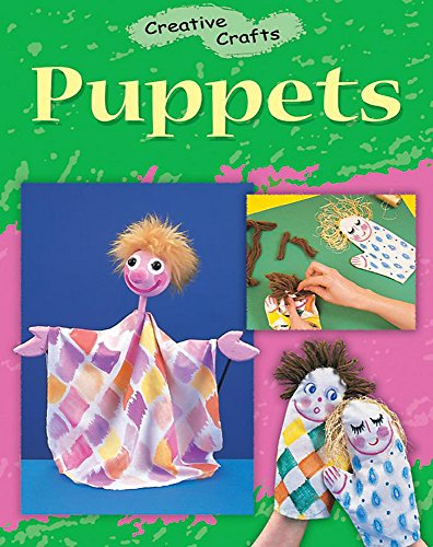 9780749658953: Creative Crafts: Puppets