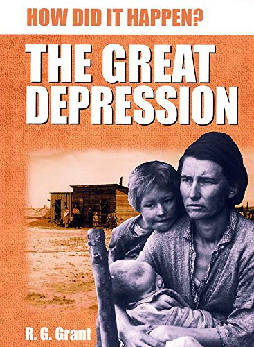 9780749659691: The Great Depression (How Did It Happen?)