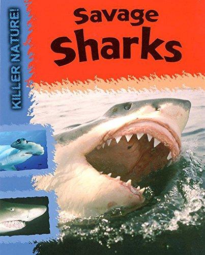 9780749660963: Savage Sharks (Killer Nature)