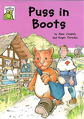 Puss in Boots (Leapfrog) (0749661550) by Anne Cassidy