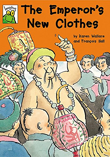 9780749661632: The Emperor's New Clothes (Leapfrog Fairy Tales)