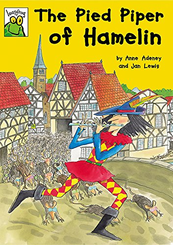 9780749661649: The Pied Piper of Hamelin (Leapfrog Fairy Tales)