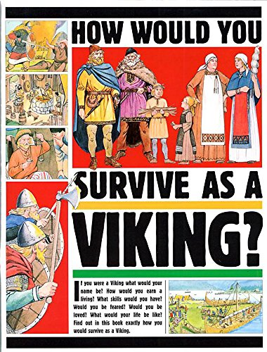 9780749662295: Viking (How Would You Survive)