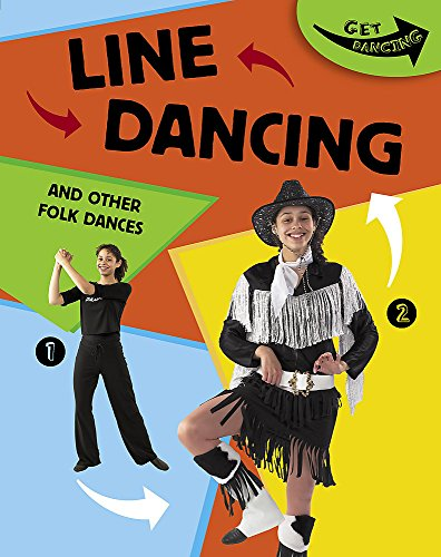 9780749663483: Line Dancing and Other Folk Dances (Get Dancing)