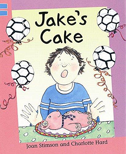 9780749665555: Jake's Cake (Reading Corner)