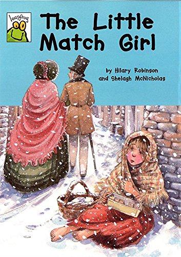 9780749665821: The Little Match Girl (Leapfrog Fairy Tales)
