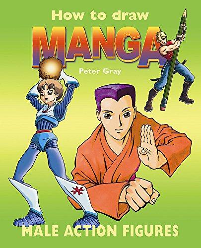 9780749666194: Male (How to Draw Manga)