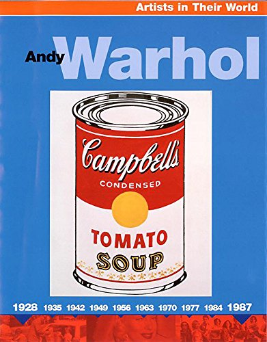 9780749666248: Andy Warhol (Artists in Their World)