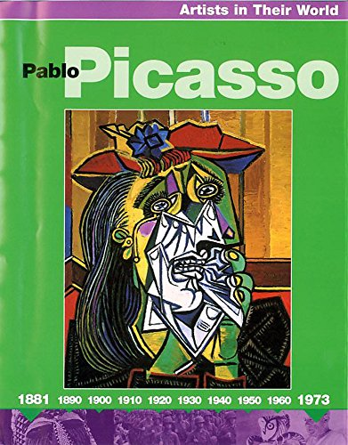 9780749666279: Pablo Picasso (Artists in Their World)