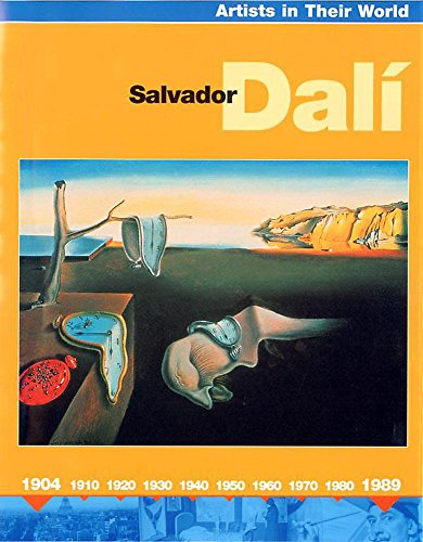 9780749666293: Salvador Dali (Artists in Their World)