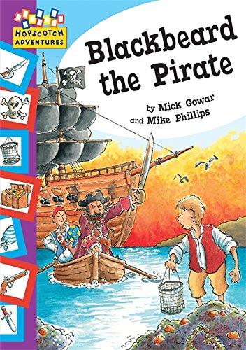 9780749666903: Blackbeard The Pirate (Hopscotch Adventures)
