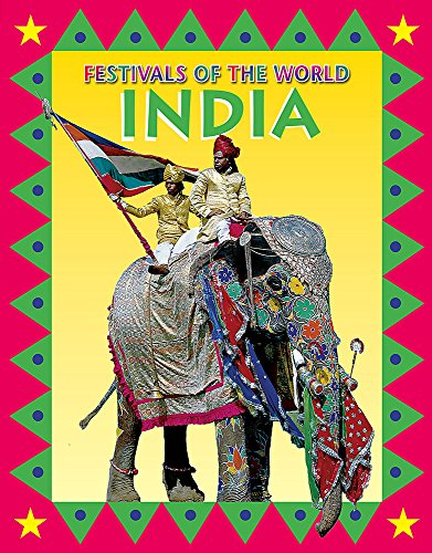9780749667719: India (Festivals of the World)