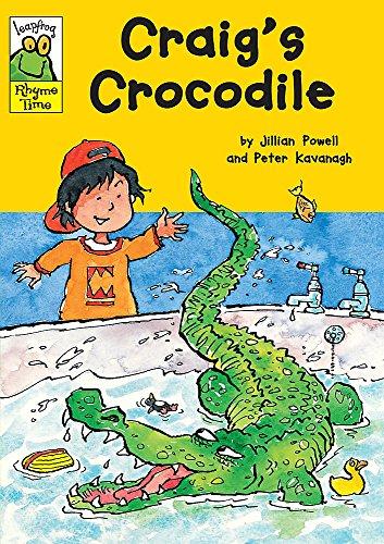9780749668068: Craig's Crocodile (Leapfrog Rhyme Time)