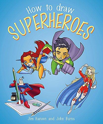 9780749669263: Superheroes (How to Draw Manga)