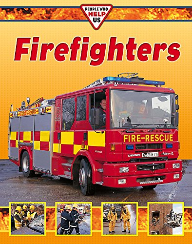 Fire-fighters (0749669365) by Clare Oliver