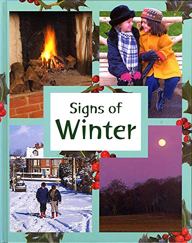 9780749669584: Winter (Signs of the Seasons)