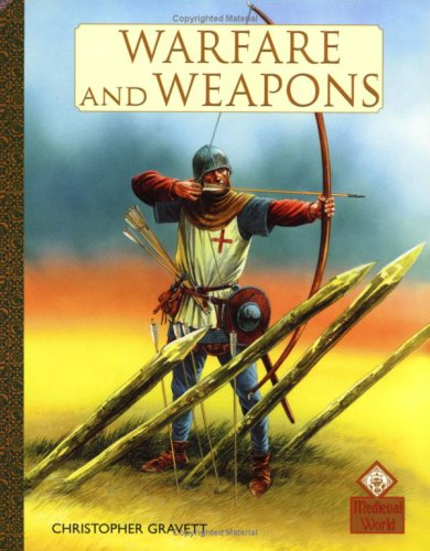 9780749669942: Warfare and Weapons (Medieval World)