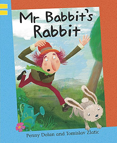 9780749671372: Mr.Babbit's Rabbit: Level 2 (Reading Corner)