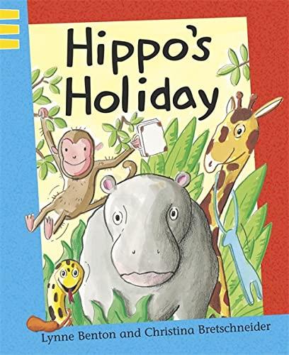 9780749671426: Hippo's Holiday: Level 3 (Reading Corner)