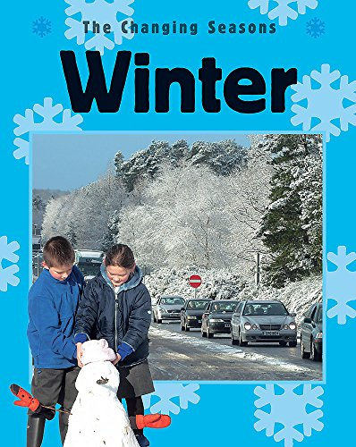9780749671655: Winter (The Changing Seasons)