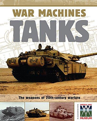 9780749671662: Tanks (War Machines)