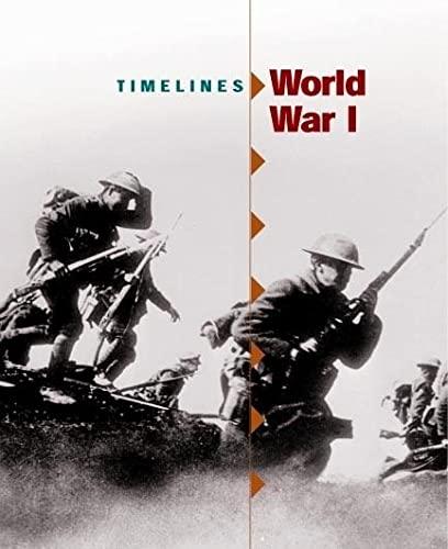 9780749671914: Timelines: World War I