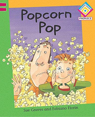 9780749672805: Popcorn Pop: Level 2, Bk. 1 (Reading Corner Phonics)