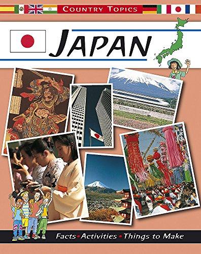 9780749673314: Japan (Country Topics)
