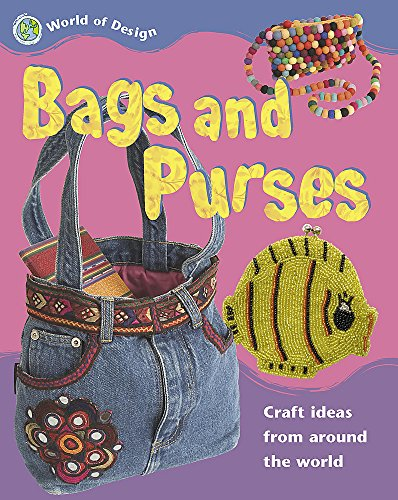 9780749673383: World of Design: Bags and Purses