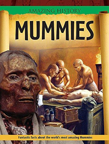 9780749675363: Amazing History: Mummies