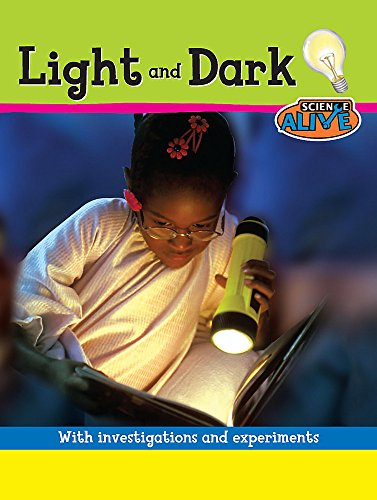Science Alive: Light and Dark (9780749675592) by Terry Jennings